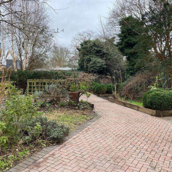 Landport Community Garden now back open
